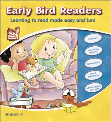 ???????????? Early Bird Readers with audio CD